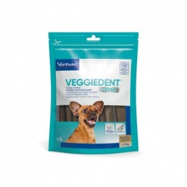 Lamelles dentaires enzymatiques Veggiedent - taille XS - chien de moins de 5 Kg