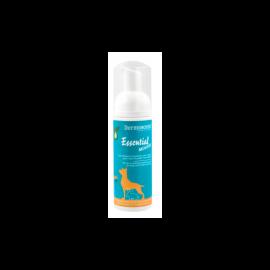 Dermoscent ESSENTIAL soin réparateur mousse sans rinçage Chien/ Petit mammifère - 150 ml