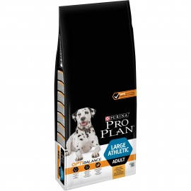 PROPLAN CHIEN Adult Large Athletic OPTIBALANCE au Poulet - 14Kg