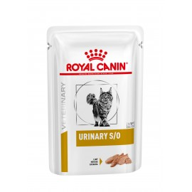 ROYAL CANIN Chat URINARY S/O - 12 sachets fraîcheur de 85gr