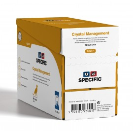 SPECIFIC Chat FCW-P Crystal Management 12 sachets 85g