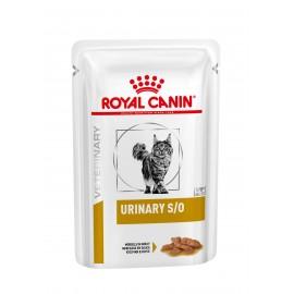ROYAL CANIN Chat URINARY S/O au Poulet- 12 sachets fraîcheur de 85g