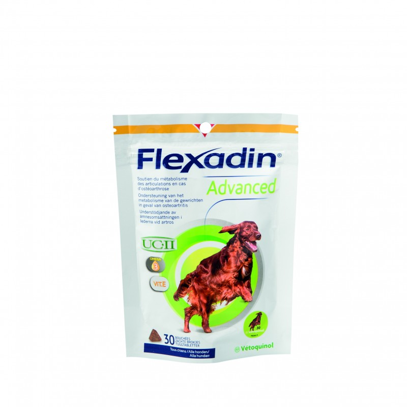 FLEXADIN ADVANCED CHEW CN 30 BOSWELLIA