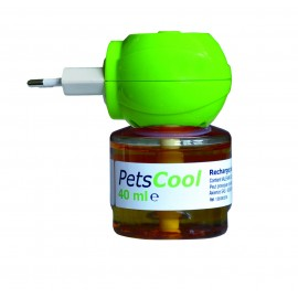 PETSCOOL DIFF + RECHARGE 40ML