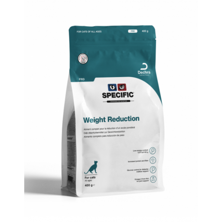 SPECIFIC Chat FRD Weight Reduction : Sac de 0,4 KG / 1,6 KG / 6 KG