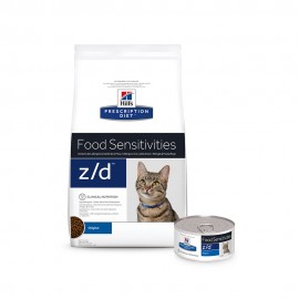 HILL'S PRESCRIPTION DIET CHAT Z/D Sac de 2 kg