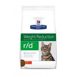 HILL'S PRESCRIPTION DIET CHAT R/D Sac de 5 kg