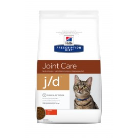 HILL'S PRESCRIPTION DIET CHAT J/D Sac de 2 kg