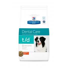 HILL'S PRESCRIPTION DIET CHIEN T/D Sac de 10 kg