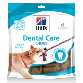 HILL'S Dental Care Chews lamelles à mâcher pour chien sachet 170g