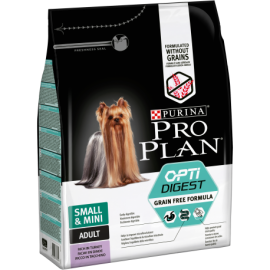 PROPLAN CHIEN Adult Small & Mini Optidigest Grain Free 7 kg
