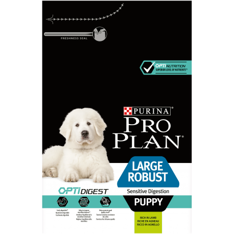 PPO PUPPY LARGE ROBUST LAMB 12KG