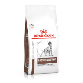 ROYAL CANIN CHIEN Gastro Intestinal Moderate Calorie - Sac de 7.5 kg