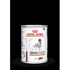 ROYAL CANIN Chien HEPATIC - plateau de 12 boîtes de 420gr