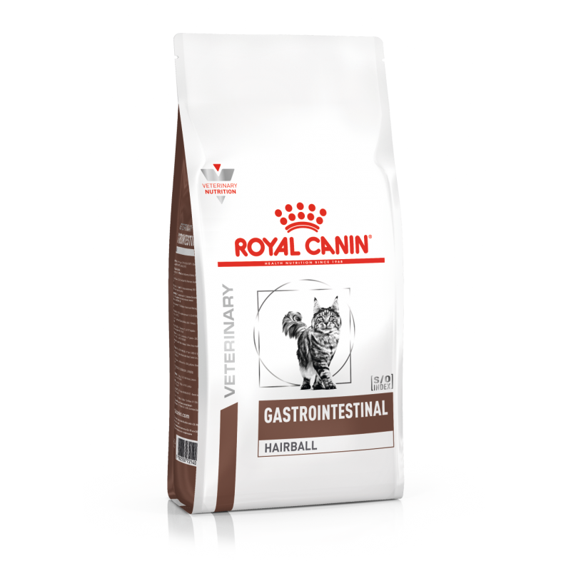 ROYAL CANIN Chat Gastro Intestinal Hairball sac 400gr