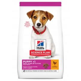 HILL'S SCIENCE PLAN CHIEN Puppy Small&Mini au Poulet - Sac de 3 kg
