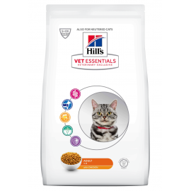 HILL'S VET ESSENTIALS CHAT Adult au Poulet - Sac de 14 kg