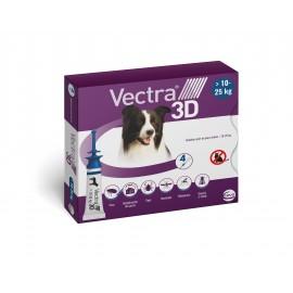 VECTRA 3D pour chien de 10...