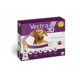 VECTRA 3D pour chien de 1.5...