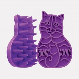 BROSSE Zoom Groom Kong pour chat