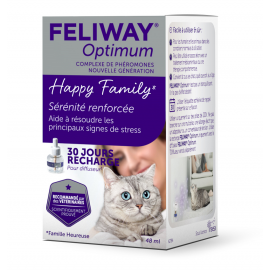 FELIWAY Optimum Recharge 48ml
